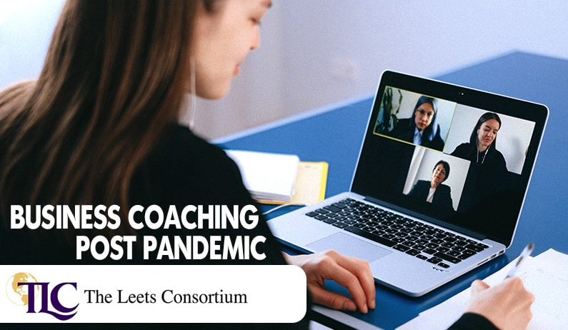 how to do business coaching in a post pandemic world here with zoom meeting