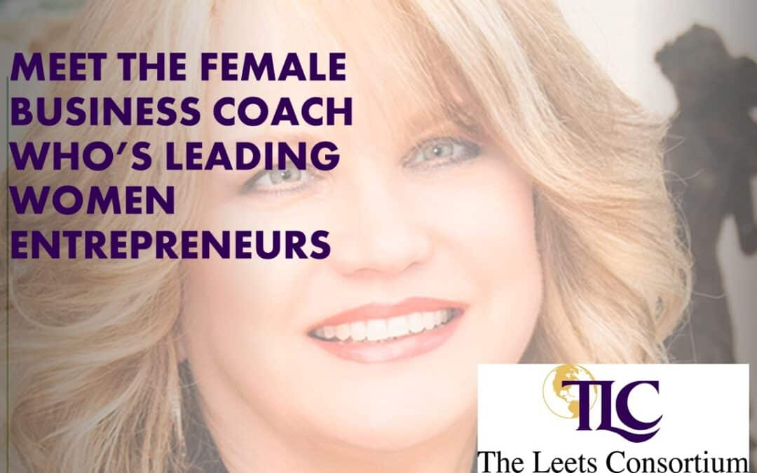 Meet the Female Business Coach Who's Leading Women Entrepreneurs