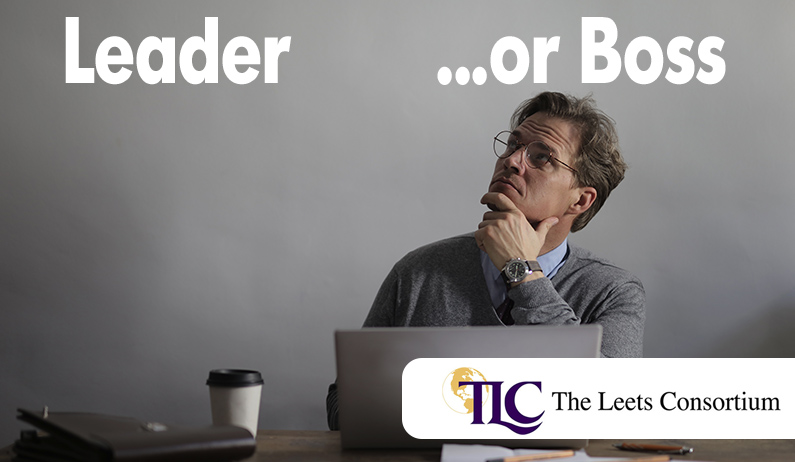 How Can I Be a Leader and Not a Boss?