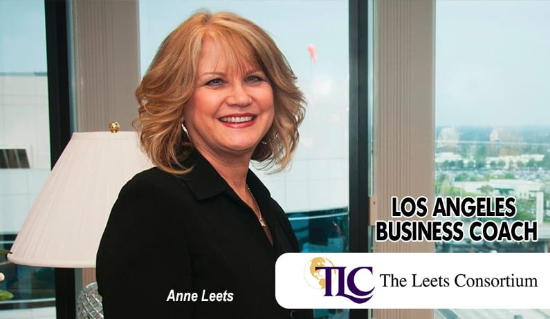 our own anne leets business coach in los angeles office
