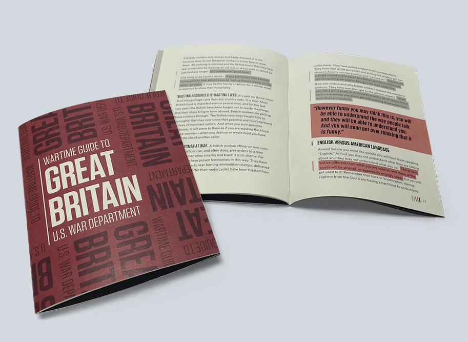 Guide to Great Britain 1