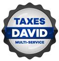 Taxes David Logo