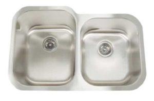 standard 16g 60 40 sink