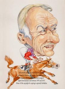 flat racing champion leading jockey