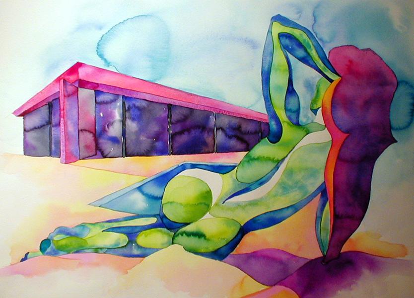 Palm Springs Nude
