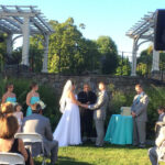 outdoor wedding video cropped