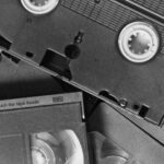 Video tape cassettes for digitizing and transfers