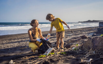 Give Back to Nature during Our Beach and Park Cleanup in Anaheim