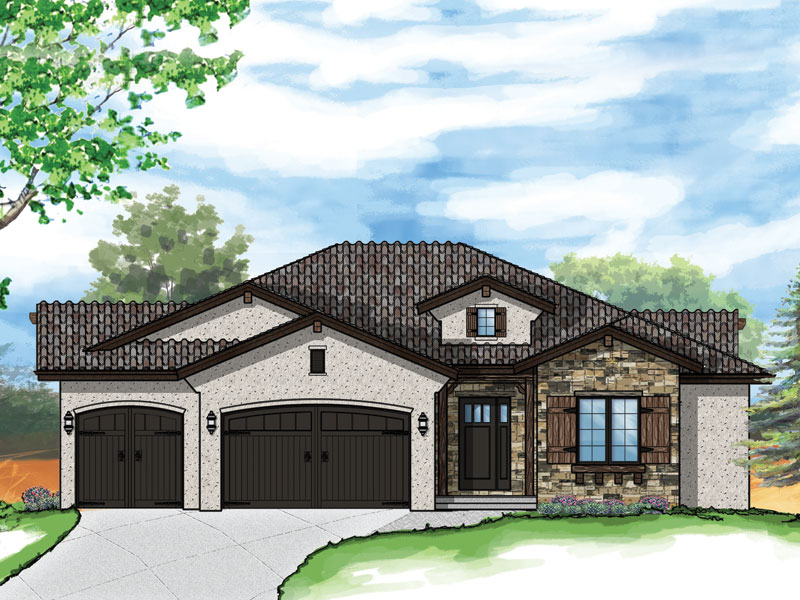 edwards model plan by sopris homes