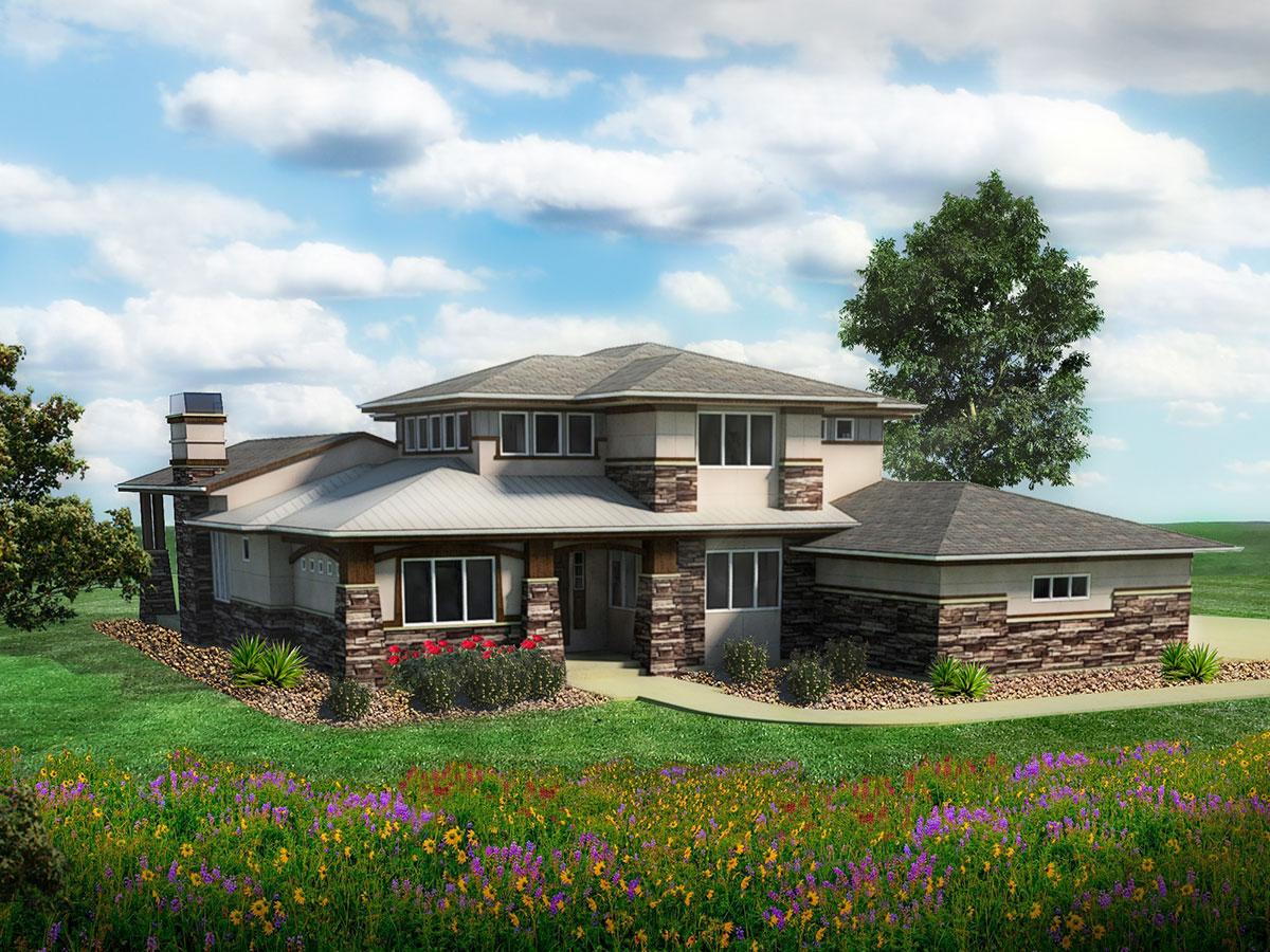 pagosa model plan by sopris homes boulder colorado