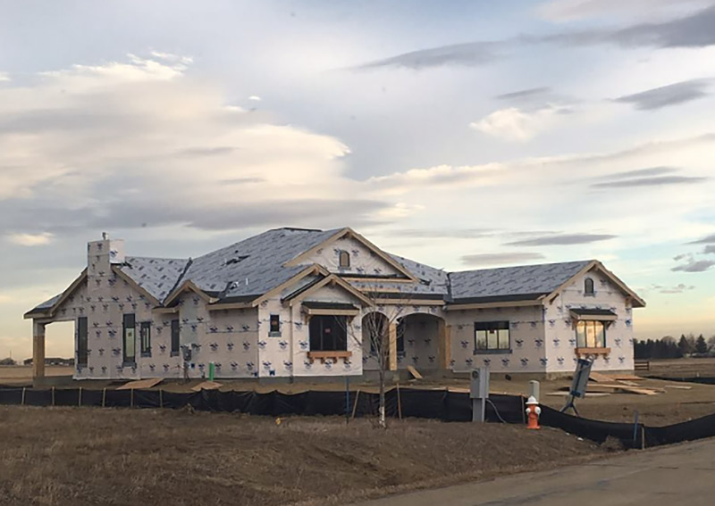 colorado new home builder