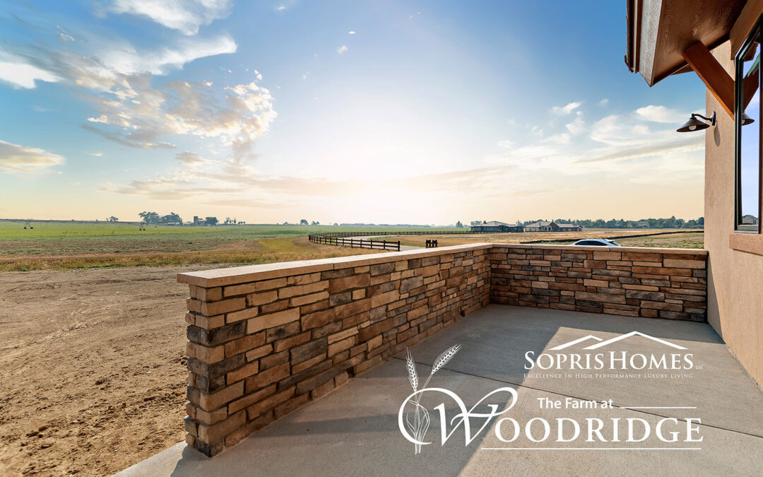 colorado new homes for sale at the farm at woodridge