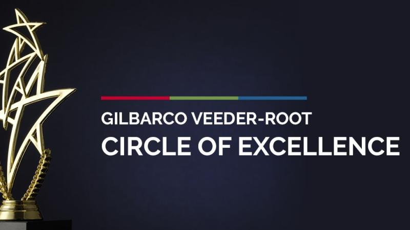 Gilbarco Veeder-Root Announces 2019 Circle of Excellence Recognizing Top-Performing Distributors