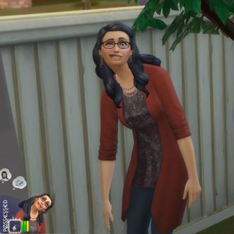 Strangerville – Sims 4