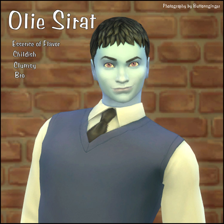 Olie Sirat