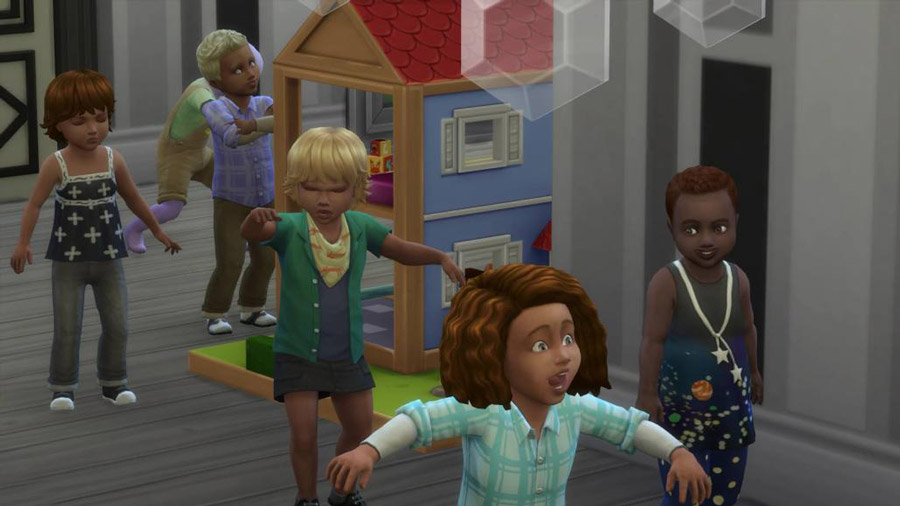 Toddler Mania Challenge