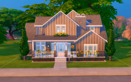Gabled Roof | Stay at Home Mom | SheriGR