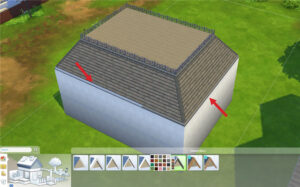 Add Roof Trims