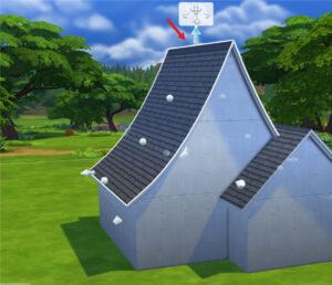 Adjust Roof Pitch
