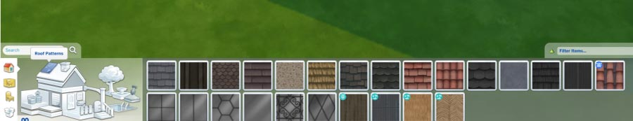 Roofing Patterns