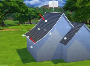 Adjust Roof Arch