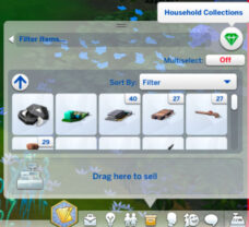 """select """"Household Collections"""""""