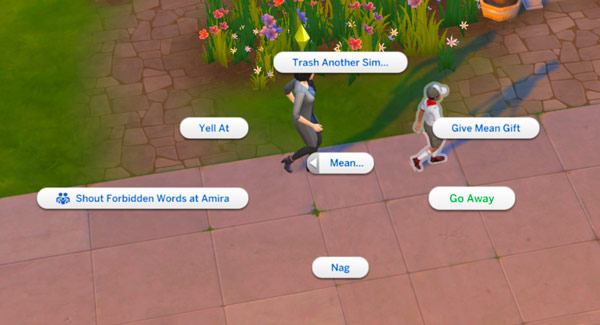 Sims 4-privacy issues-go away