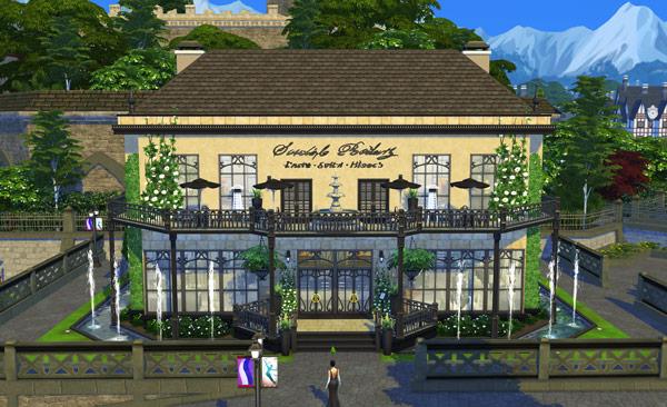 Sims Inn Fine Dining