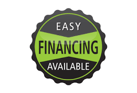 <strong>FINANCING IS AVAILABLE</strong>