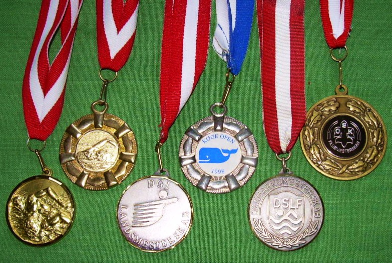 Medals for Model Layout