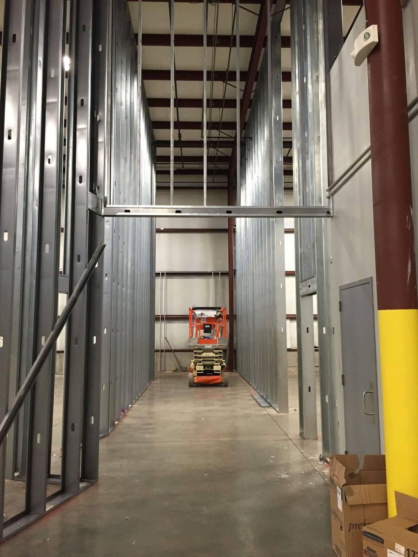 New Building-hallway