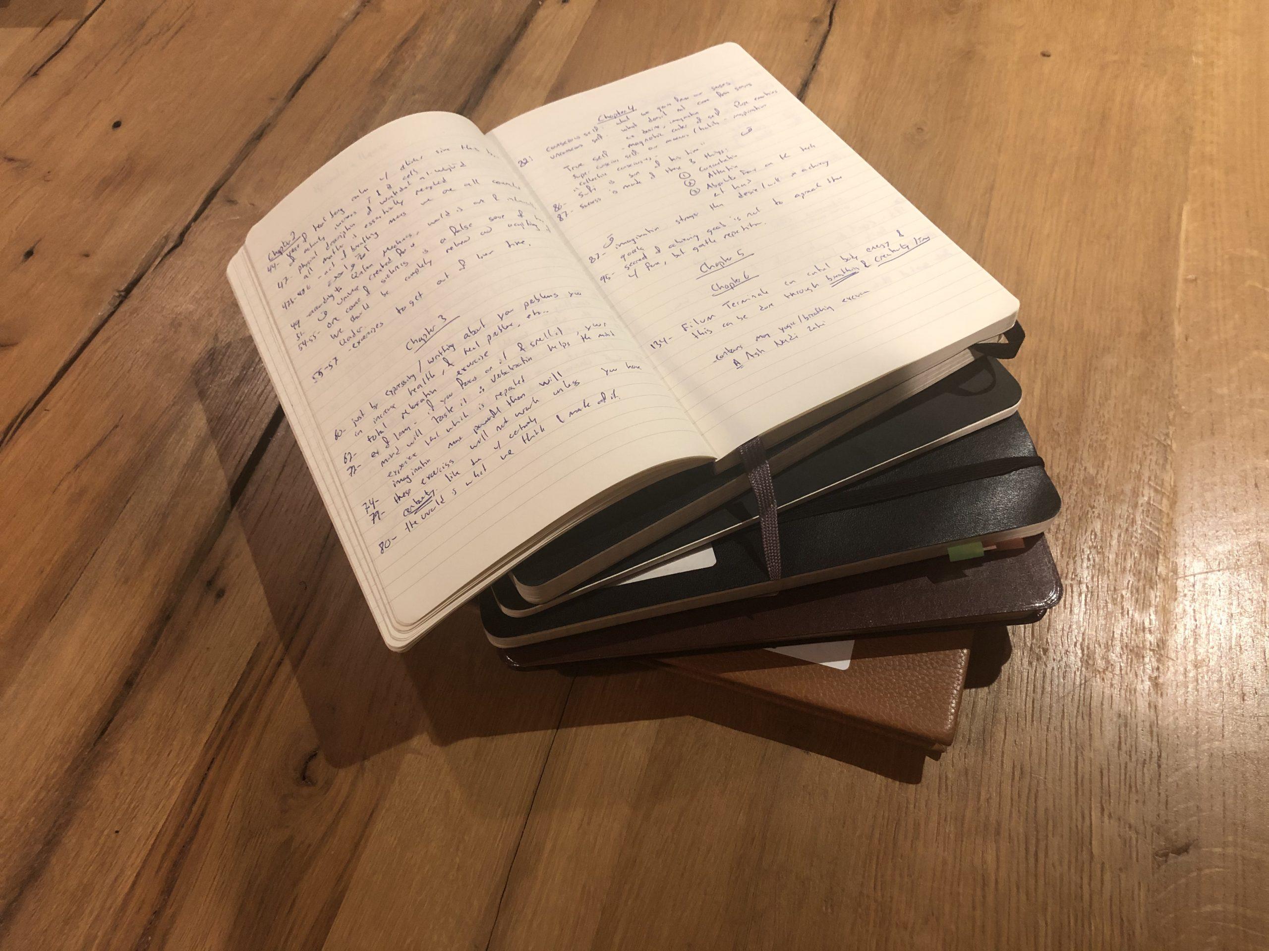 On Keeping a Ramadan Journal