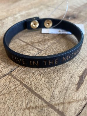 Live In The Moment Bracelet