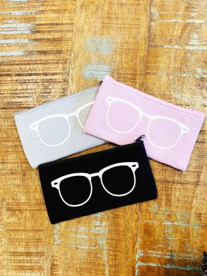 Glasses Zipper Pouch