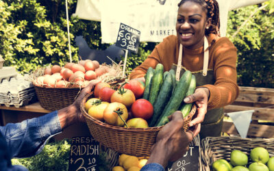 Three Fall Foods to Pick Up at Your Local Farmers Market