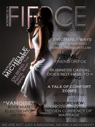 michelle terrell fierce magazine feature