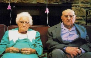 old bored couple