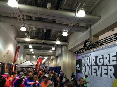 Boston Marathon Expo - Photo Credit Justin Ferguson