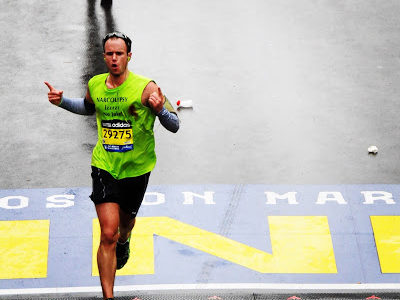 Why I Run Marathons