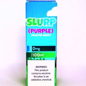 Slurp Purple Frosted Berry 0mg 100ml