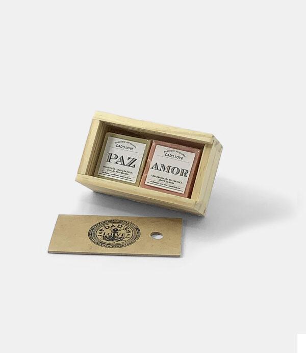 Caixa de Sabonetes Bons Desejos 1