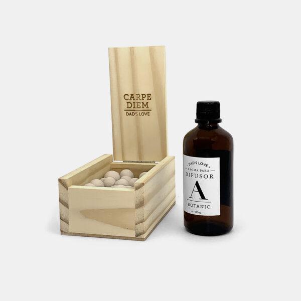 Caixa Difusora de aroma