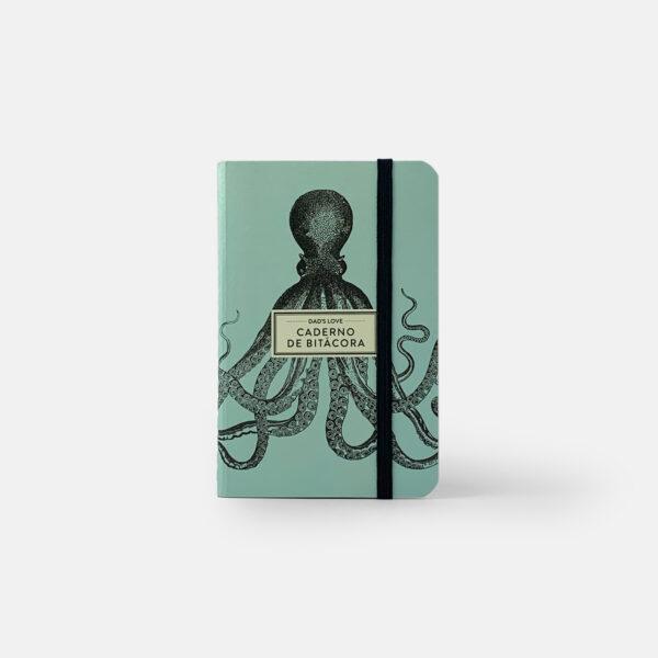 Caderno de Bitácora + Caneca