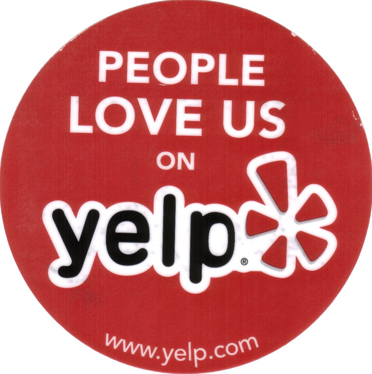 Take control of your online reputation by claiming your Yelp business listing. It's simple and FREE.