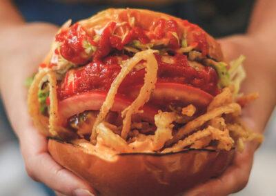 Truxton's// Burger Shot
