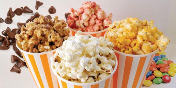 Gourmet Popcorn Bar