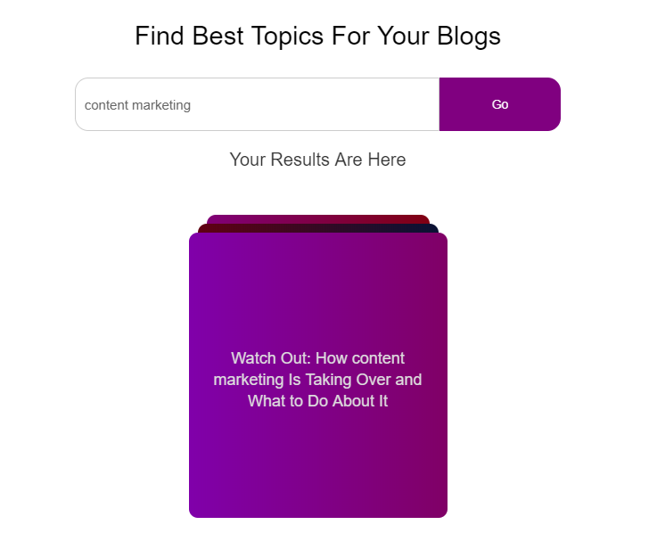 what to write about in your blog