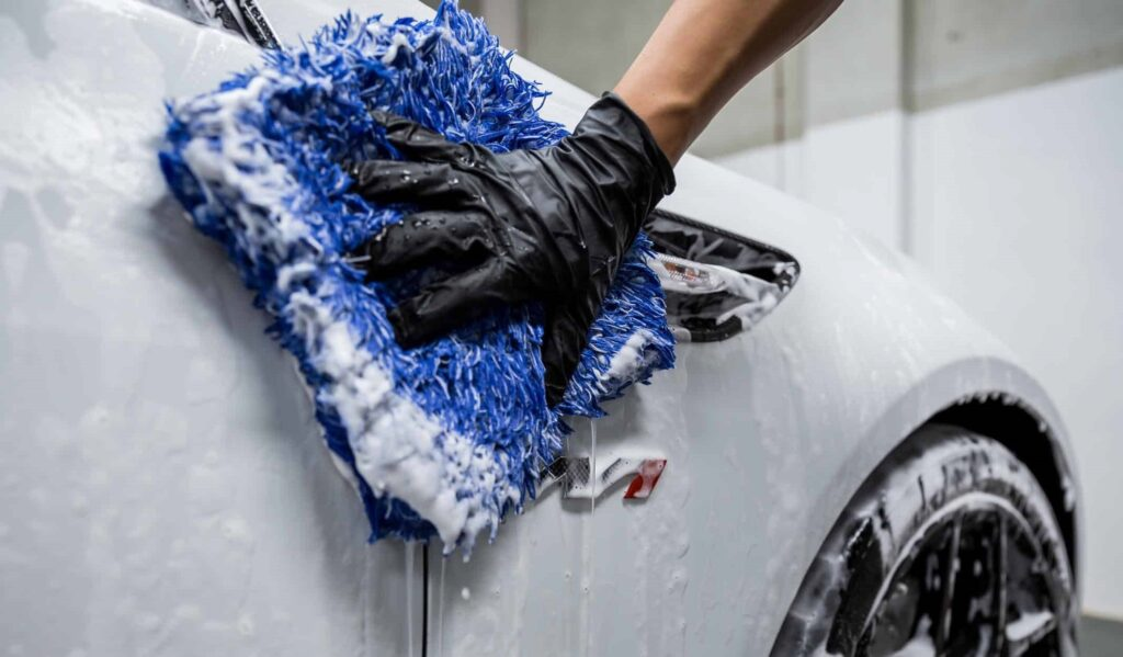 Car Decontamination