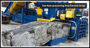 Non ferrous scrap recycling equipment machines
