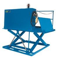 commercial grade loading dock scissor lift equipment supplier